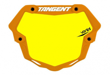 Plaque TANGENT ventril 3D Pro - TANGENT - (Orange)