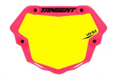 Plaque TANGENT ventril 3D Pro - TANGENT - (Rose)