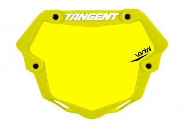 Image of Plaque tangent ventril 3d pro tangent jaune