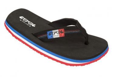 Tongs noir enfant Cool Shoe