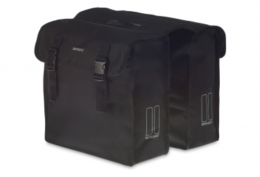 Basil Mara double bicycle bag 35 liter black XL