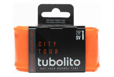 Chambre à Air Tubolito Tubo-City/Tour 700mm Valve Schraeder