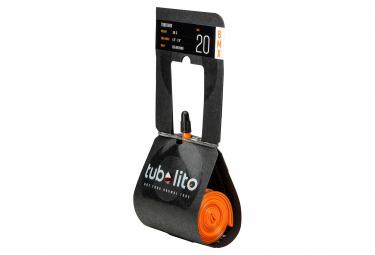 Tubolito BMX Tubo BMX Válvula Schraeder de cámara de aire de 20 ''