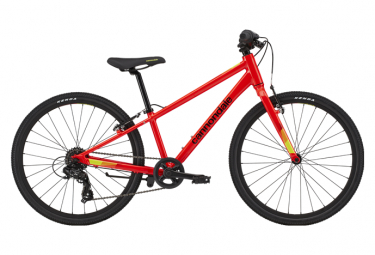 Cannondale Kid Quick Kids Bike 24'' Rouge