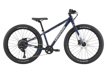 Cannondale Kids Cujo 24+ Kids Bike 24'' Bleu