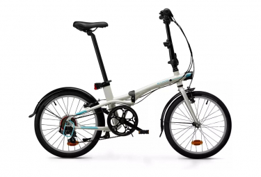 Bicicleta Pegable Btwin TILT 500 20'' Blanc