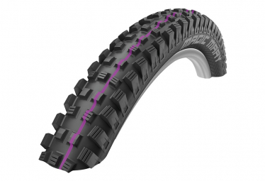 Pneu VTT Schwalbe Magic Mary 29'' Tubetype Rigide SnakeSkin Downhill Addix Ultra Soft