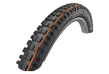 Schwalbe Eddy Current Front 29 '' Tubeless Ready Soft SuperTrail Addix Soft E-Bike E-50 Copertone MTB