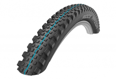 Pneu VTT Schwalbe Rock Razor 27.5'' Plus Tubeless Ready Souple SnakeSkin Apex Addix Speedgrip E-Bike E-25