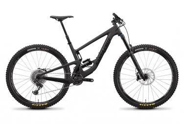 Santa Cruz Megatower X01 CC 29 '' Mountainbike mit Vollfederung | Sram X01 Eagle 12V | Blackout | 2020