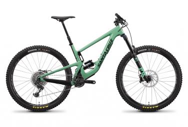 Santa Cruz Megatower X01 CC 29 '' Mountainbike mit Vollfederung | Sram X01 Eagle 12V | FS Grün | 2020