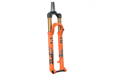 Fox Racing Shox 32 Schwimmer SC Factory FIT4 Fernbedienung 29 '' Kabolt 3 Pos Gabel | Boost 15x110mm | Offset 51 | Orange 2021