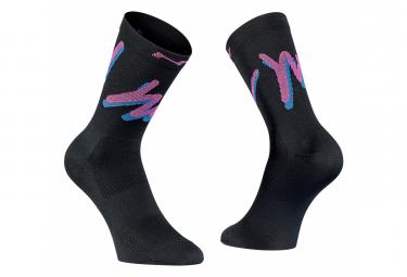 Pair of Black Northwave Vacation Socks