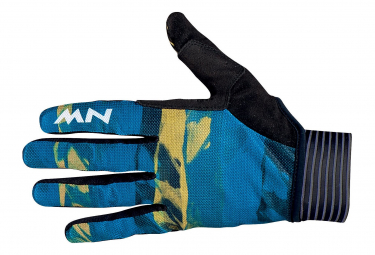 Par De Guantes Largos Northwave Air Lf Blue Xl