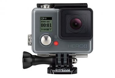 GoPro Hero Caméra embarquée 8 Mpix Wi-Fi Noir