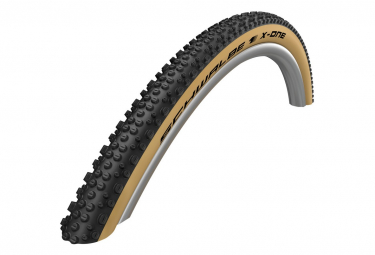 Schwalbe X-One Allround 700 mm Cyclocross Tire Tubeless Ready Folding LiteSkin RaceGuard Addix Performance Classic-Skin