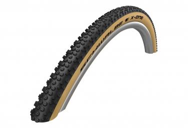 Pneu Cyclocross Schwalbe X-One Allround 700 mm Tubeless Ready Souple LiteSkin RaceGuard Addix Performance Flancs Classic-Skin