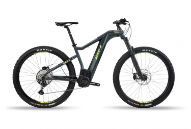 BH Full Suspension Electric Bike Atom-X Pro-S Shimano XT 12sp Black 2020
