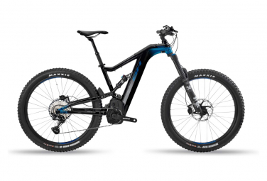 BH Full Suspension Electric Bike Atom-X Lynx 6 Pro-S Shimano XT 8100 12sp Black 2020