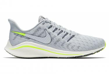 Zapatillas Nike Air Zoom Vomero 14 para Hombre Gris / Amarillo / Fluo