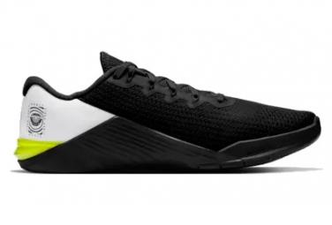 Chaussures de Cross Training Nike Metcon 5 Noir / Blanc