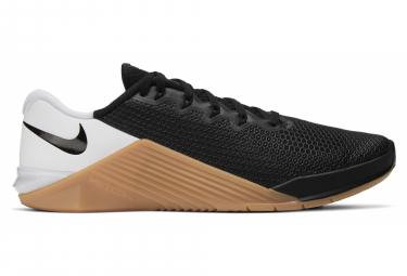 Nike Metcon 5 Black White Gum Unisex