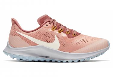 Zapatillas Nike Air Zoom Pegasus 36 Trail para Mujer Rosa / Azul