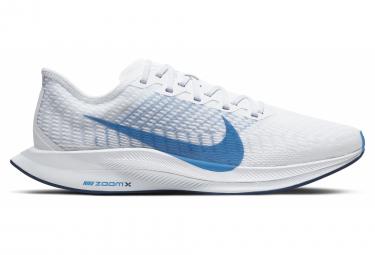 Zapatillas Nike Zoom Pegasus Turbo 2 para Hombre Blanco / Azul