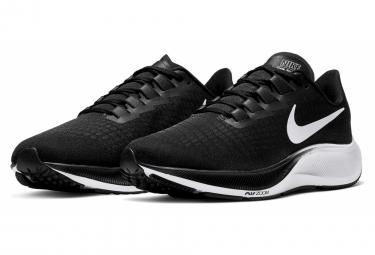 Chaussures de Running Nike Air Zoom Pegasus 37 Noir / Blanc