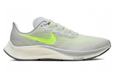 Chaussures de Running Nike Air Zoom Pegasus 37 Gris / Jaune