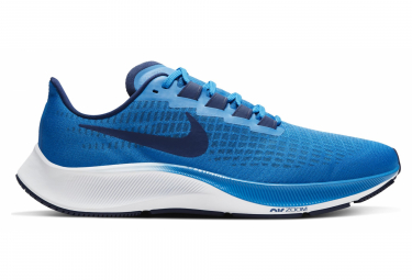 Nike Air Zoom Pegasus 37 Blue White Mens