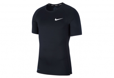 Maillot manches courtes Nike Pro Noir Homme