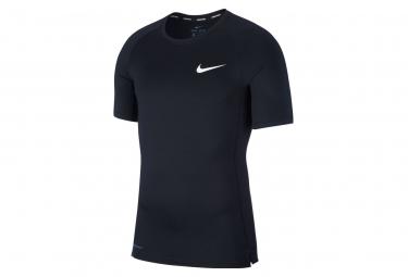 Nike Pro Training Short Sleeve Jersey Black