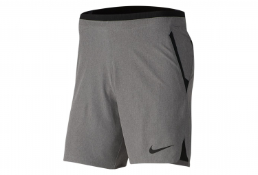 Nike Training Pro Flex Repel Gray Shorts Mens