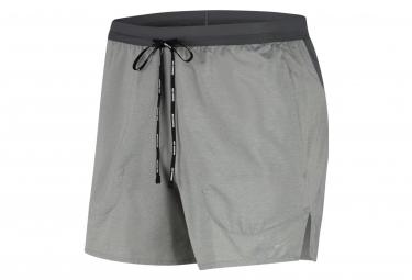 Short Nike Flex Stride 5'' Gris Homme