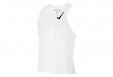 D Nike AeroSwift White Men's Shorts