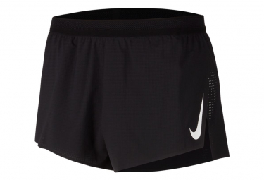 Nike AeroSwift Shorts Black Mens