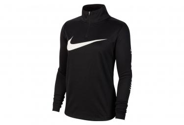 Nike Dri-Fit Long Sleeve Jersey Black Women