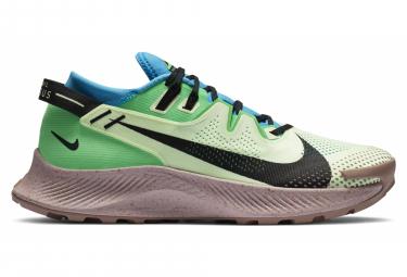 Zapatillas Nike Pegasus Trail 2 para Hombre Verde / Azul / Marrón