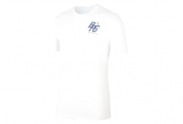 Nike Dri-Fit BRS Short Sleeve Jersey White Men