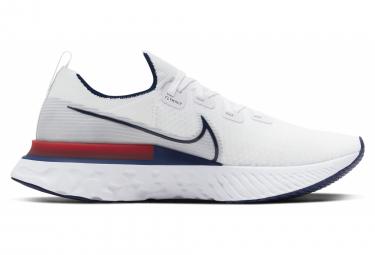 Zapatillas Nike React Infinity Run Flyknit para Hombre Negro / Blanco