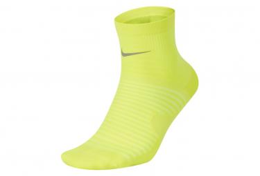 Nike Spark Lightweight Yellow Unisex Socks