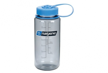 Image of Bouteille nalgene wide mouth grey 0 5l
