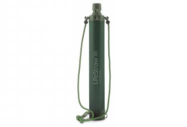 Paille Filtrante Lifestraw Personnal Vert