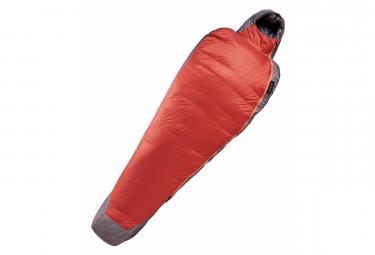 Sac de Couchage Forclaz Trek 900 0 Degrés Large Orange