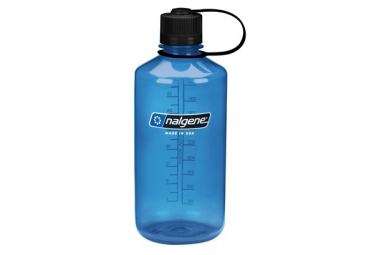 Bouteille Nalgene Narrow Mouth Blue 1L