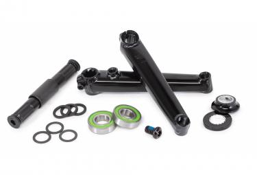 BMX Salt Revo LHD / RHD bracket 175mm 19 / 8mm Black