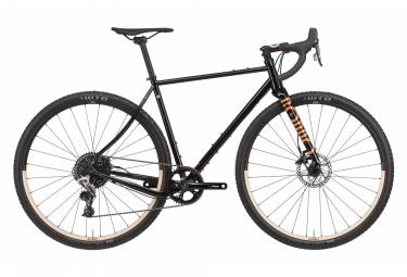 Gravel Bike Rondo Ruut ST1 Sram Rival 1 11V 2020 Noir