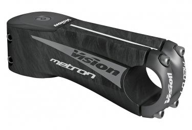 Potence Vision Metron Carbon -6° 31.8 mm Carbone Noir