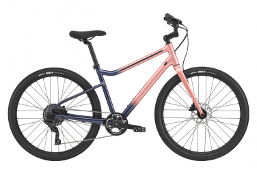 Bicicleta Ciudad Cannondale Treadwell 2 27.5'' Gris / Rose
